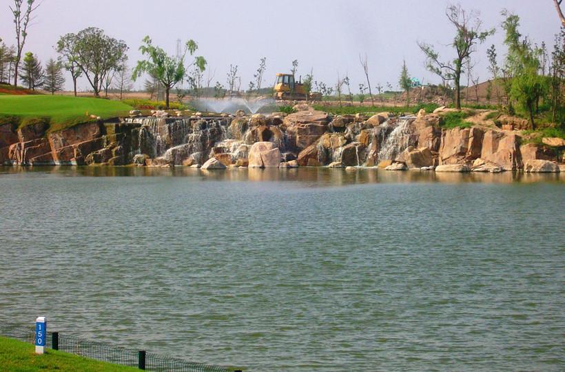 Dongzhaung Beach Golf Course - Shanghai China