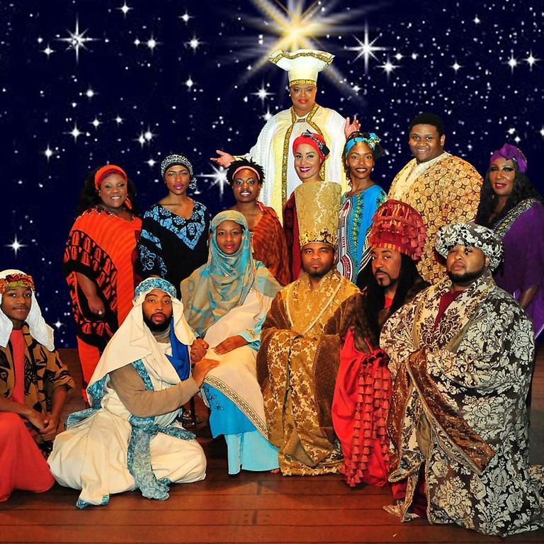 Shop & Show - Black Nativity