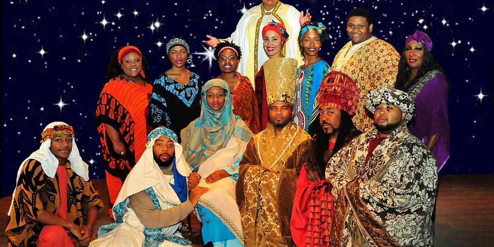 Langston Hughes Black Nativity - Sold Out!