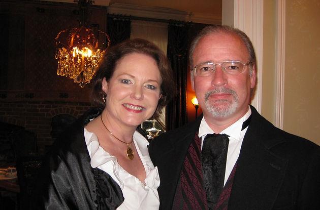 Michael & Eugenie Cates