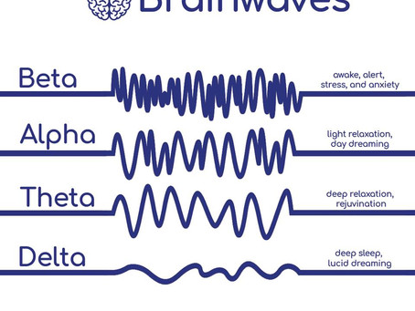 Activate your brains full potential with light & sound therapy