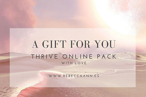 Thrive Online Pack