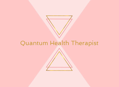WHAT IS QUANTUM HEALTH COACHING?