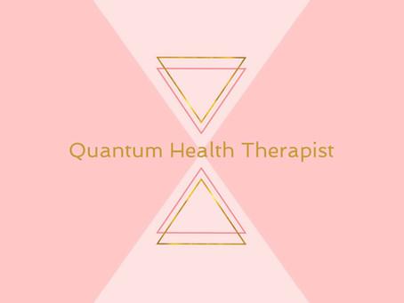 WHAT IS QUANTUM HEALTH COACHING?