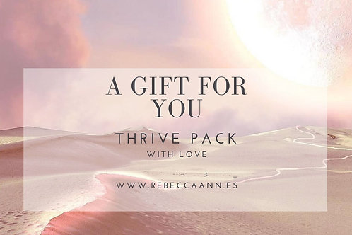 Thrive Pack