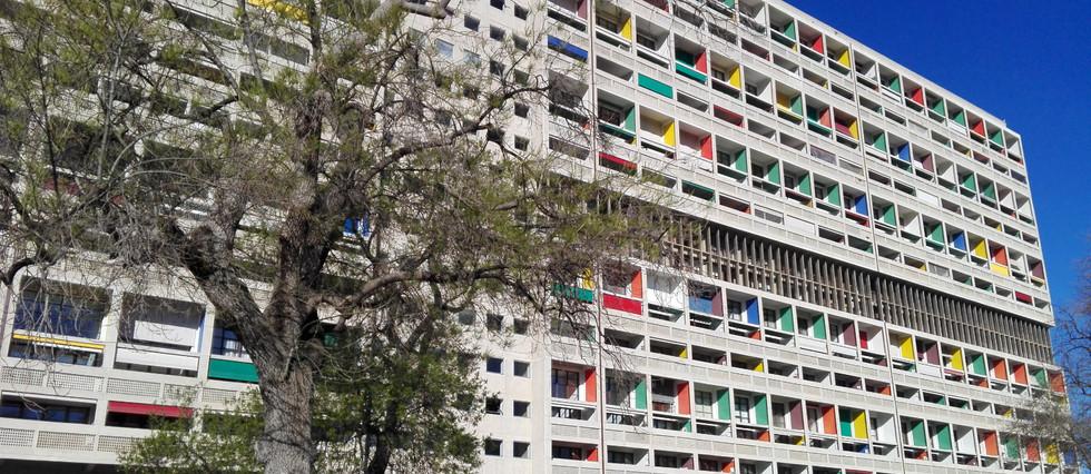 La Cité Radieuse, Marseille