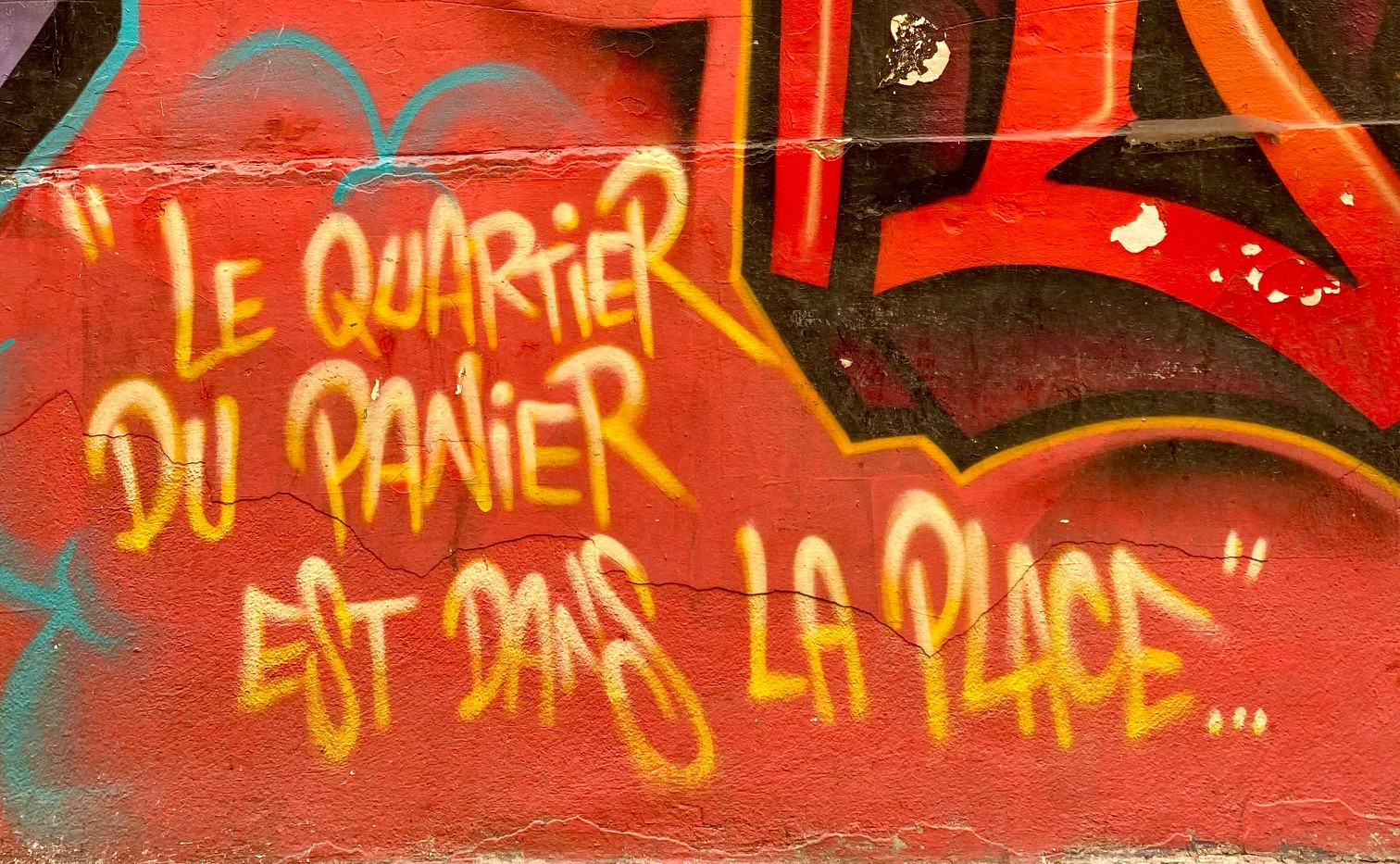 Le Panier Marseille