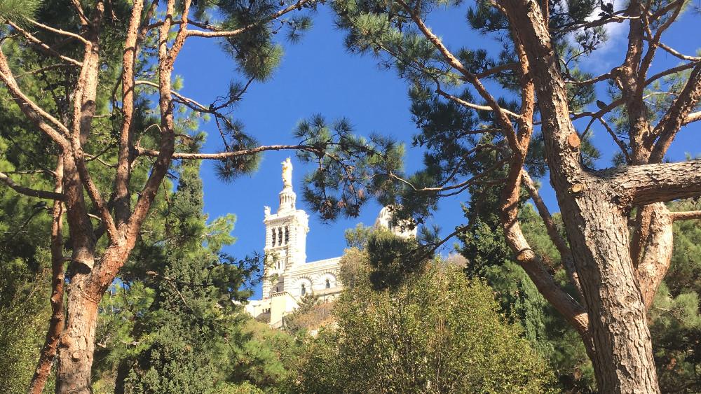 La Bonne Mère Marseille