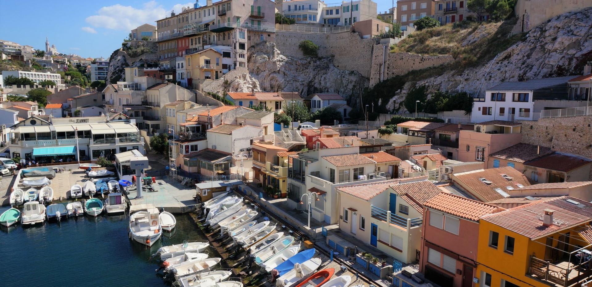 Visite guidée La corniche de Marseille