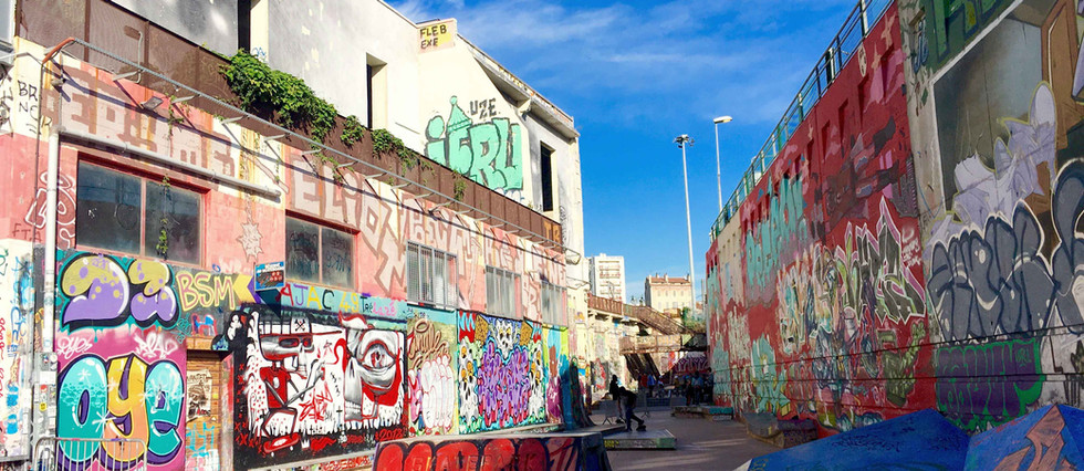 La Belle de Mai, Marseille