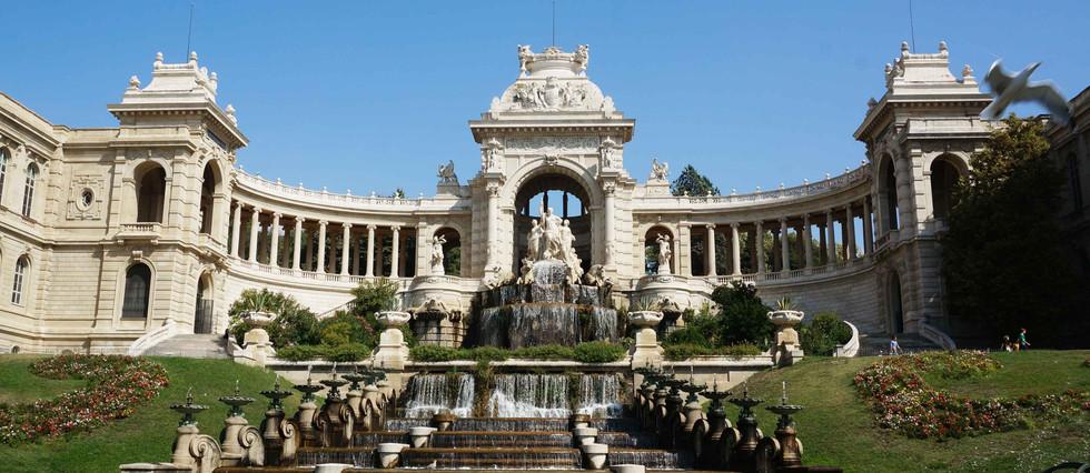 Le Palais Longchamp, Marseille