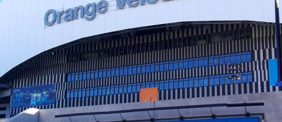 Le Vélodrome, Marseille