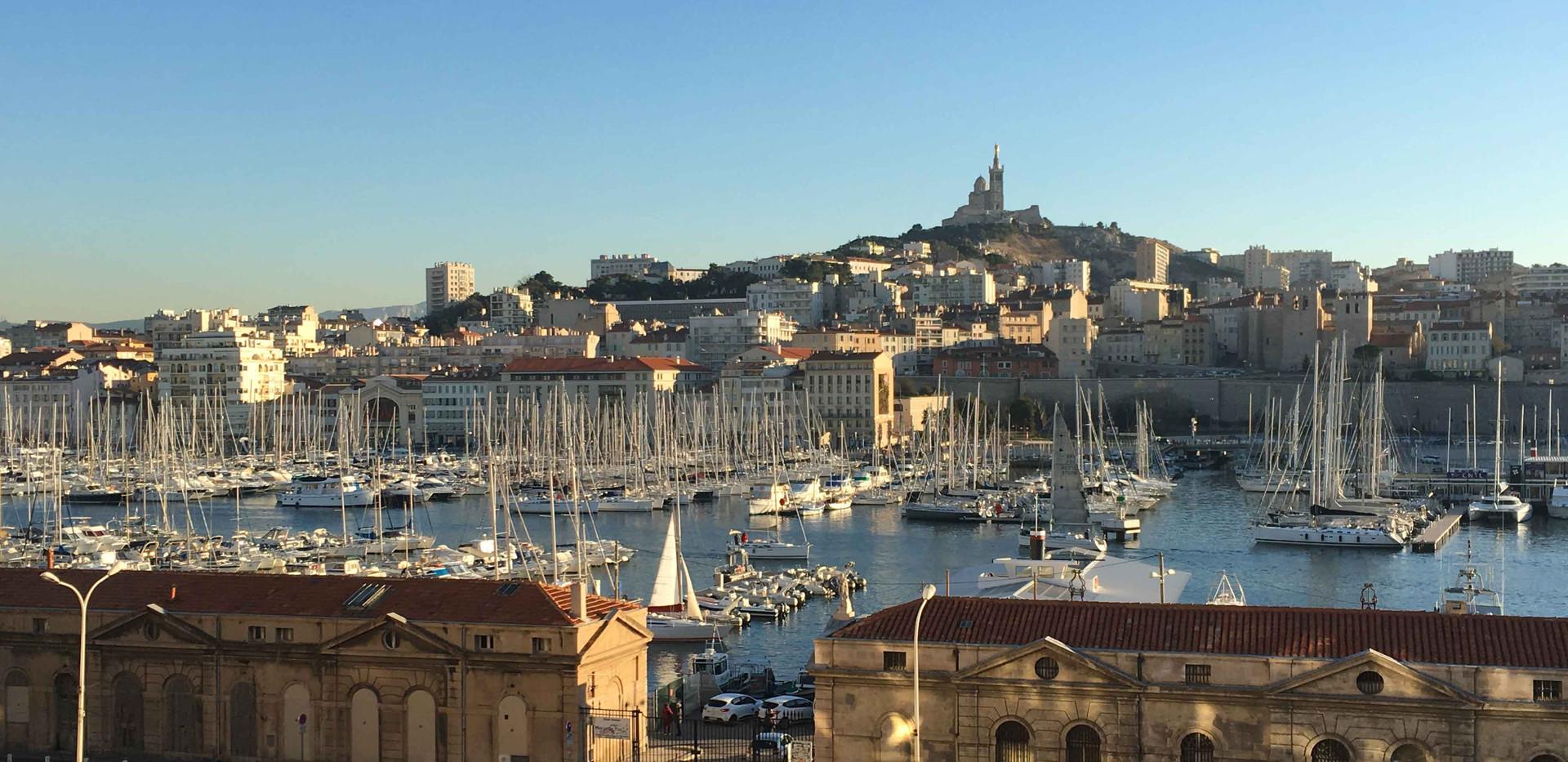 Le Vieux-Port, Marseille