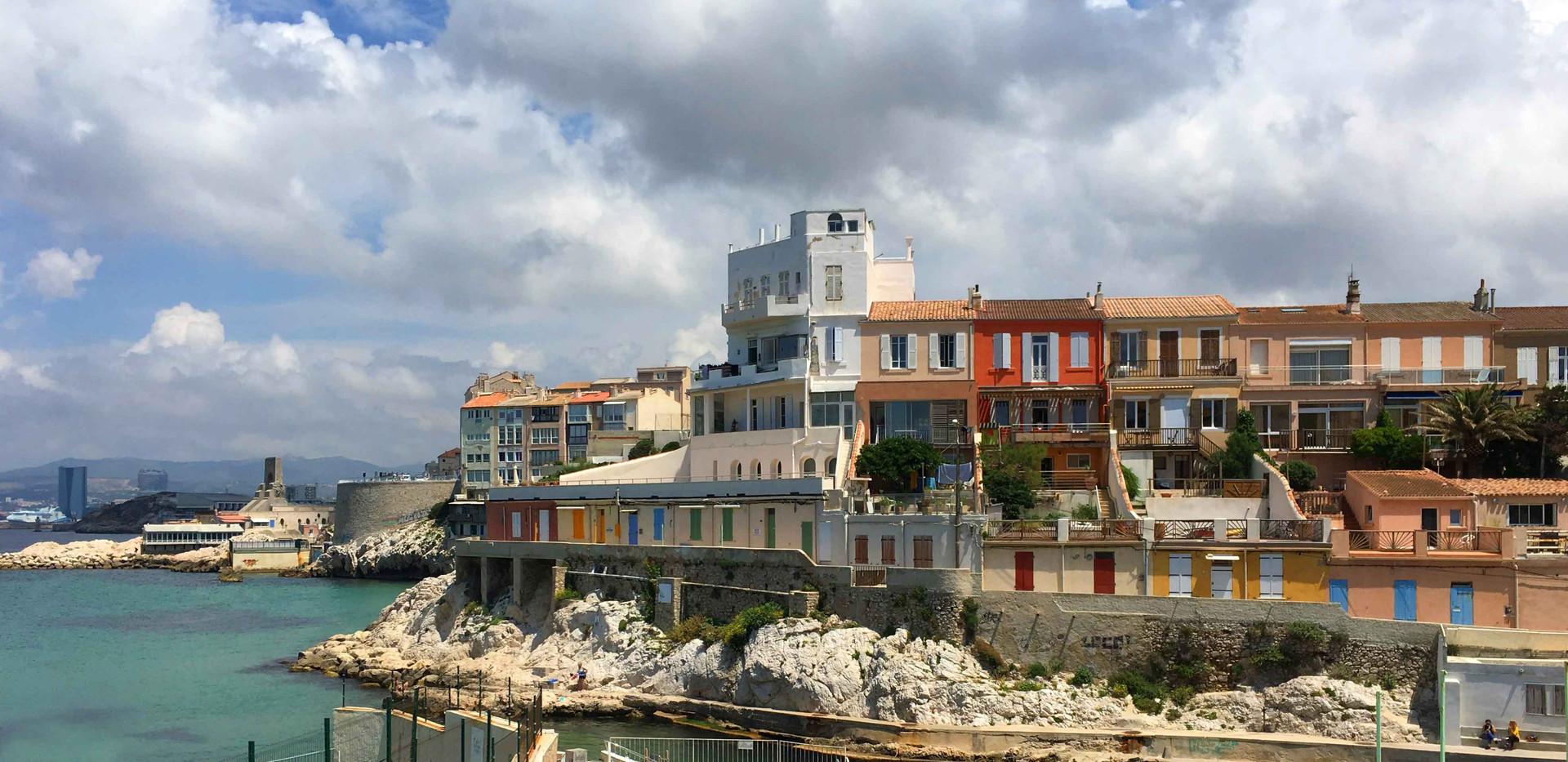 Malmousque, Marseille