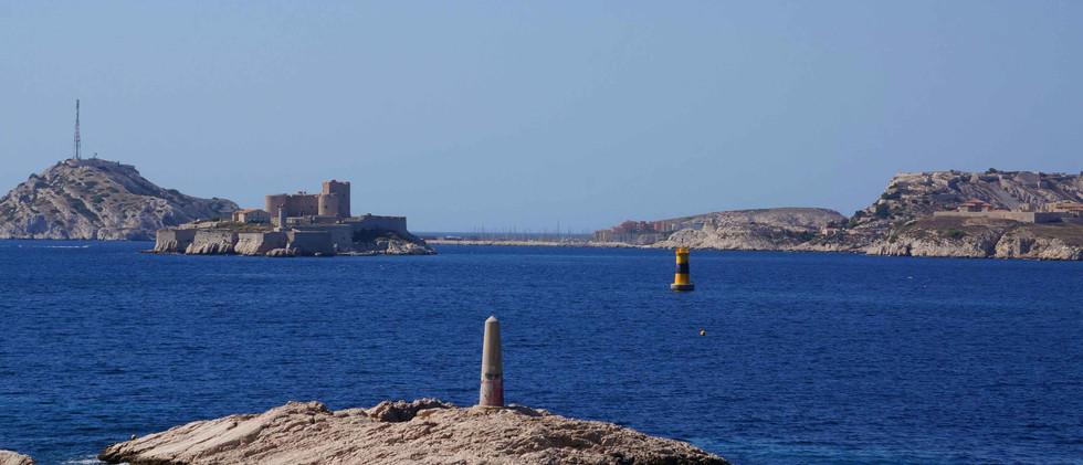 L'archipel du Frioul, Marseille