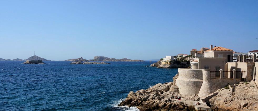 Le Marégraphe Marseille