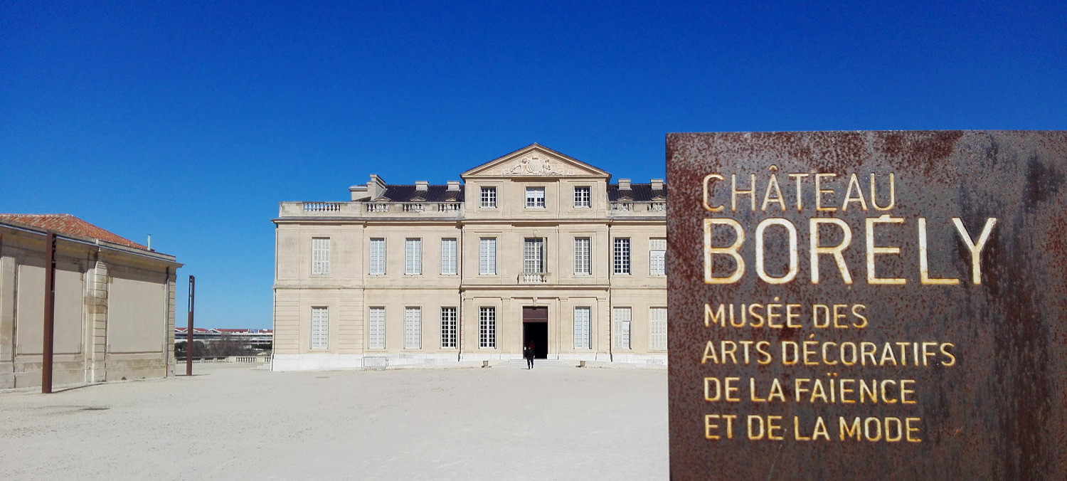 Le Chateau Borely, Marseille