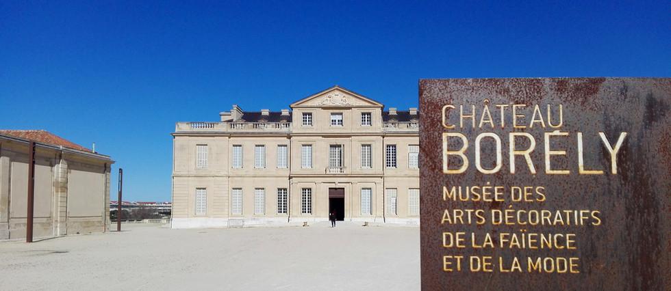 Le Chateau Borely, Marseille