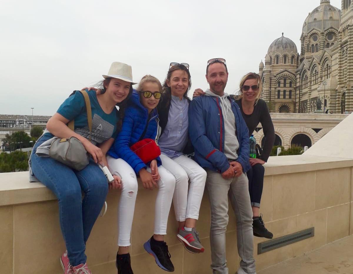 Visite guidée privée La Joliette Marseille