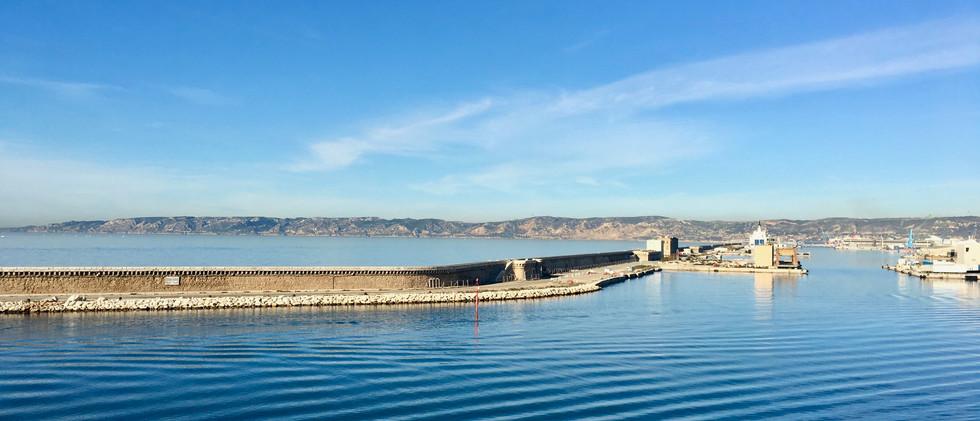 La digue du large, Marseille