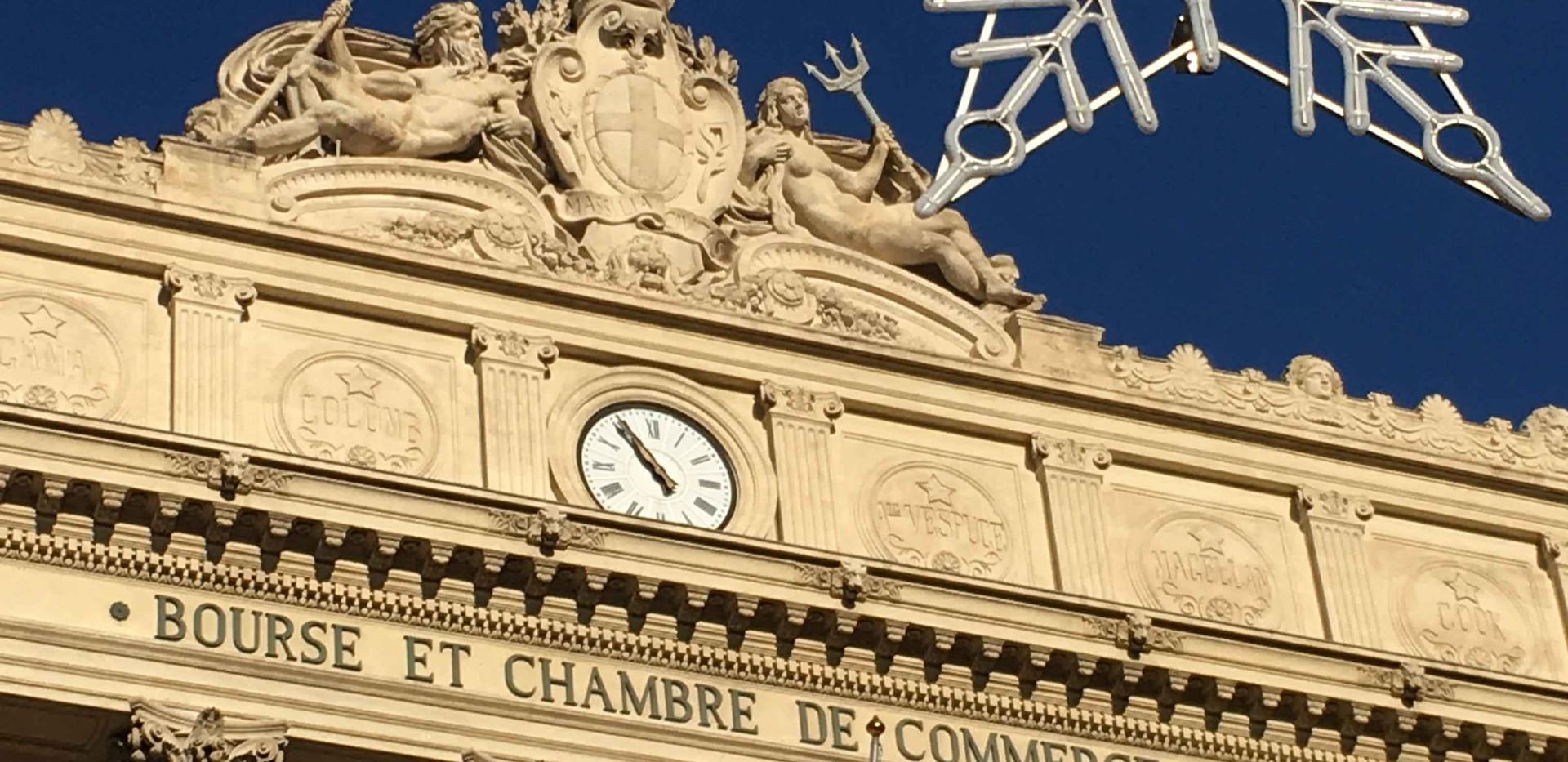 Le Palais de la Bourse, Marseille