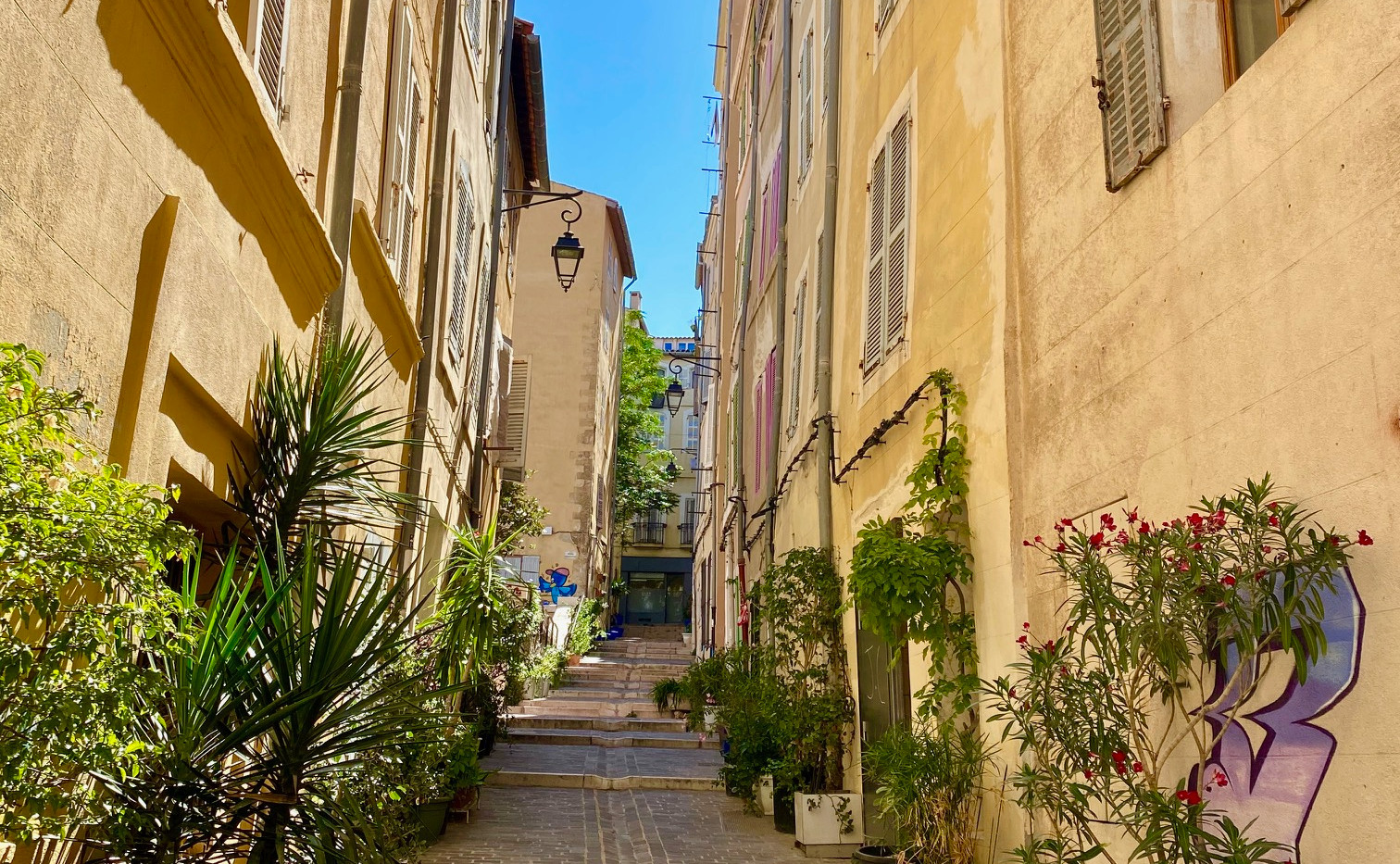 Ruelles du Panier Marseille