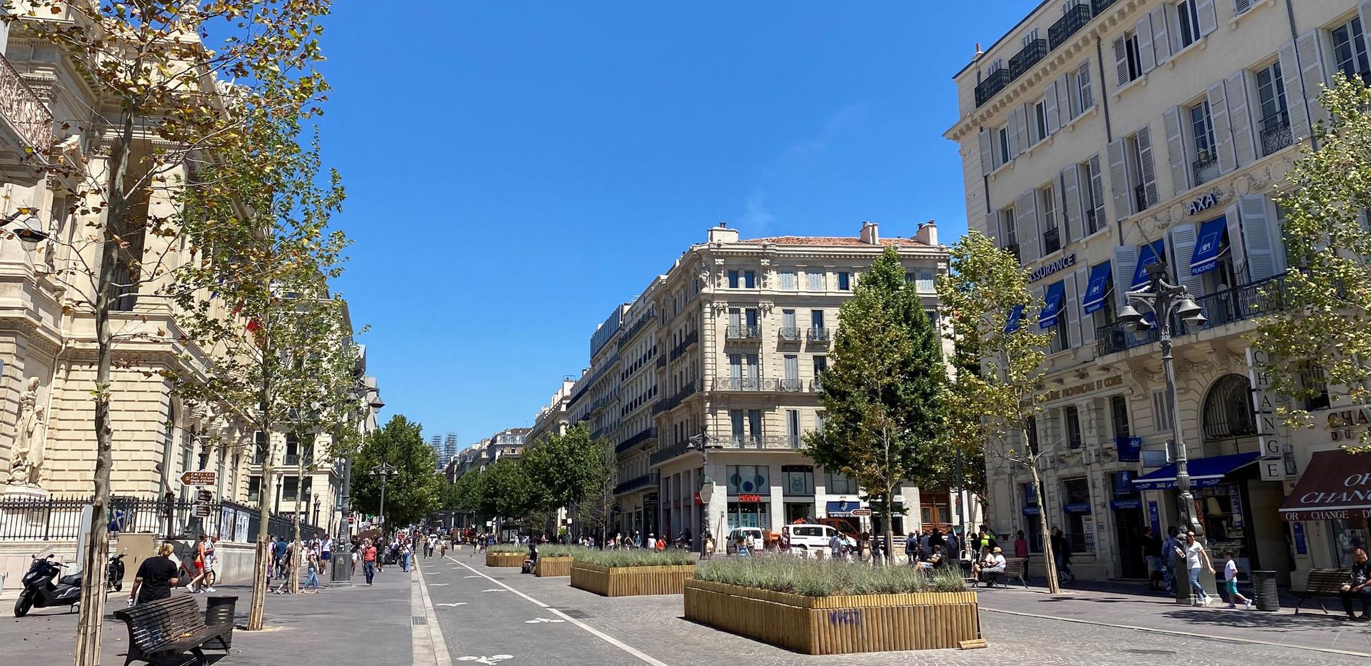 La Canebière Marseille