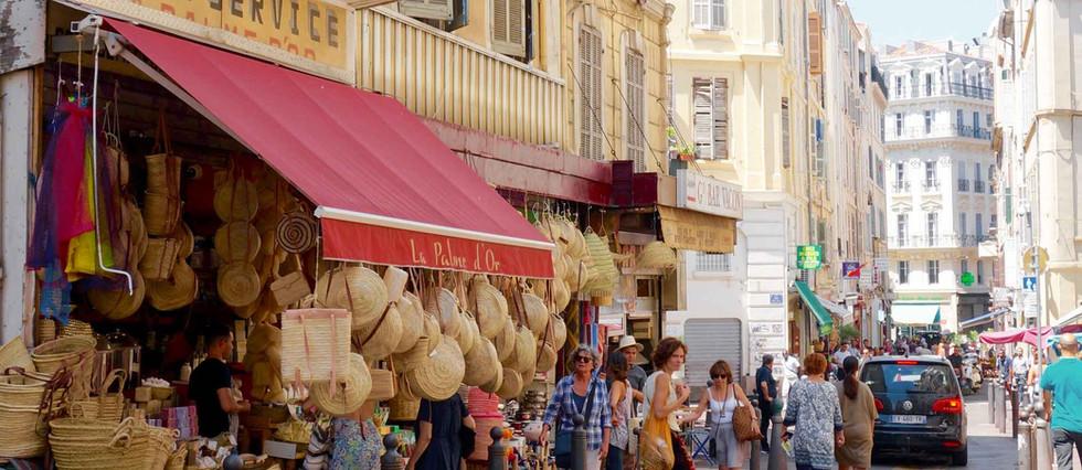 Visite guidée du quartier de Noailles Marseille