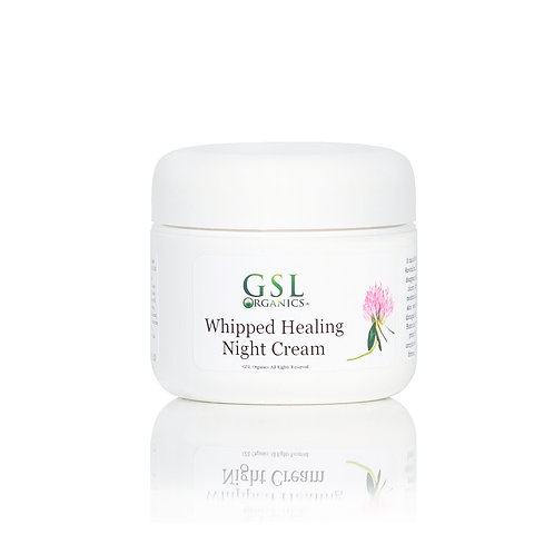 Whipped Healing Night Cream