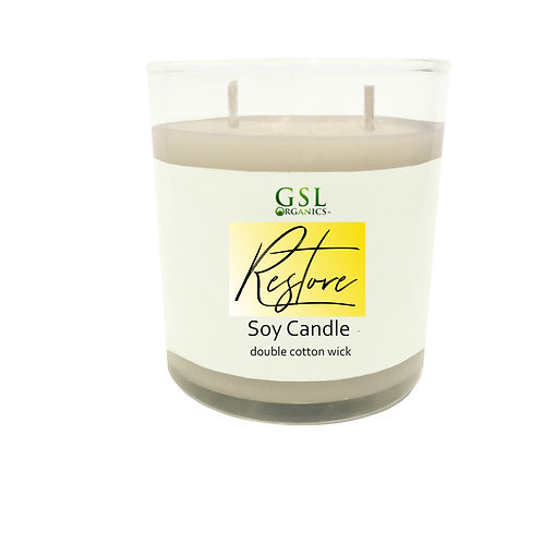 Restore Soy Candle