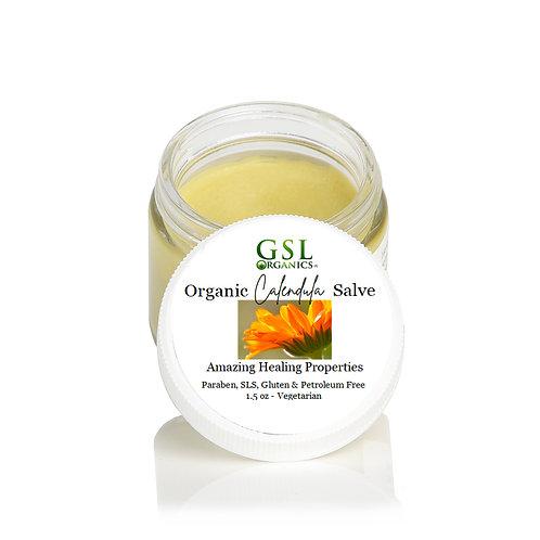 Organic Calendula Salve