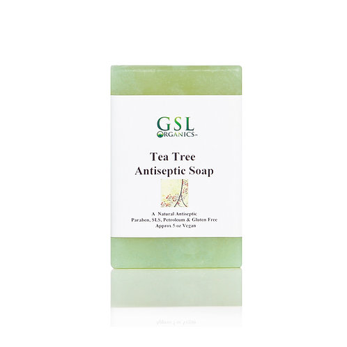 Tea Tree Antiseptic Soap