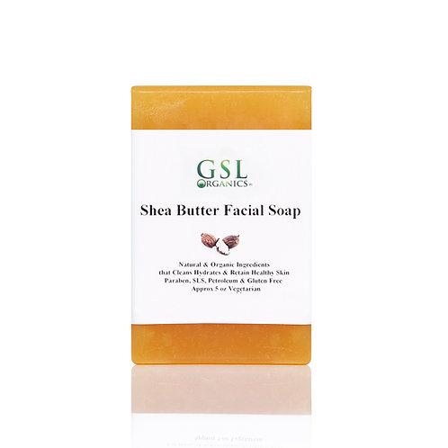 Shea Butter Beauty Soap