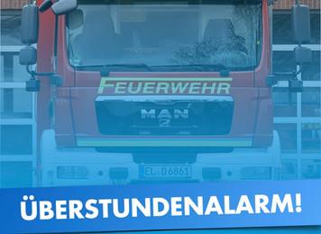 Kündigung der Überstundenvereinbarung bei der Feuerwehr ist notwendiges Alarmsignal / Rotrotgrün spi