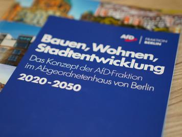 Bauen, Wohnen, Stadtentwicklung 2020 - 2050