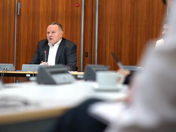 Friedrich Hilse neuer Fraktionsgeschäftsführer
