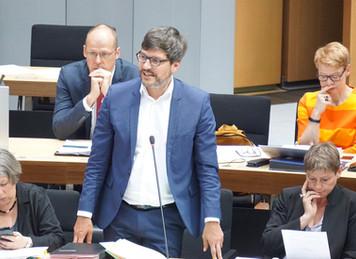 Pazderski (AfD): Behrendt komplett gescheitert