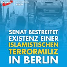 Senat verdrängt islamische Bedrohung