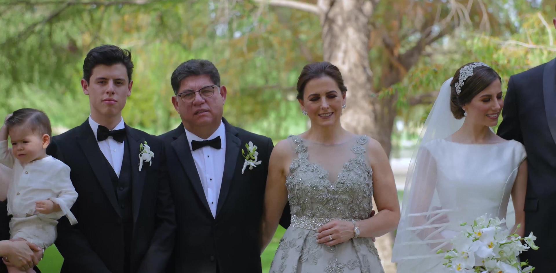 Marcela & David