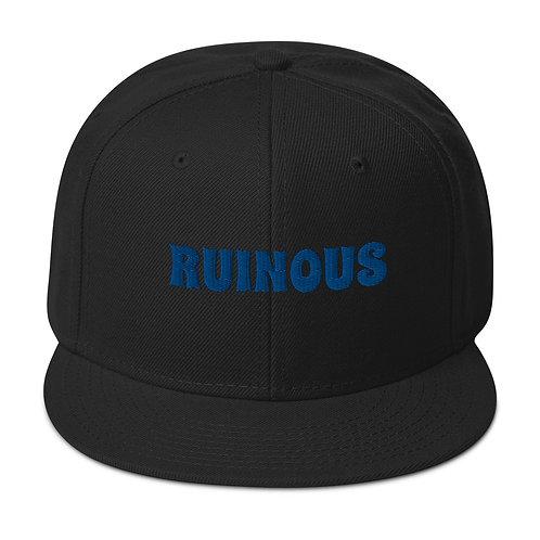 RUINOUS Snapback Hat