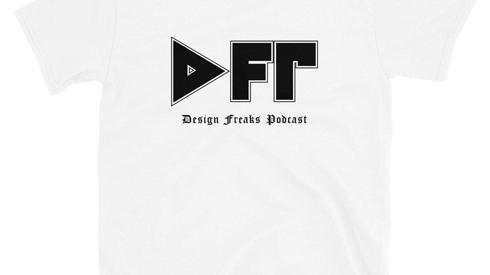 """Design Freaks """"DFP"""" Short-Sleeve Unisex T-Shirt"""