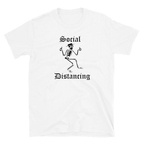 RUINOUS Social Distancing Unisex T-Shirt