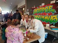 Science Rendezvous Photograph