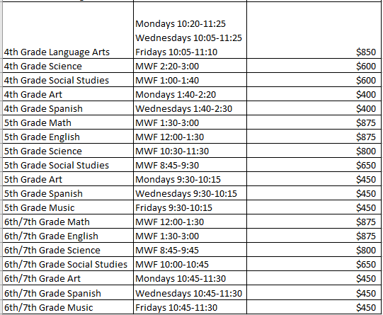 Schedule of Classes 2.PNG
