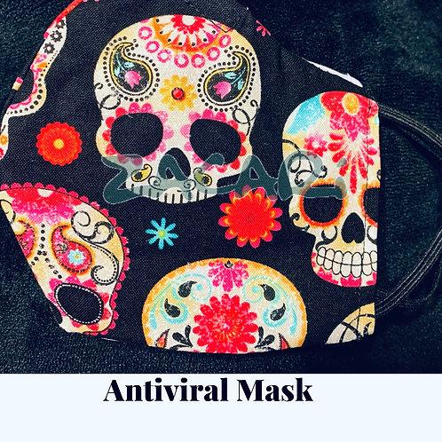 Sugar Skulls Antiviral