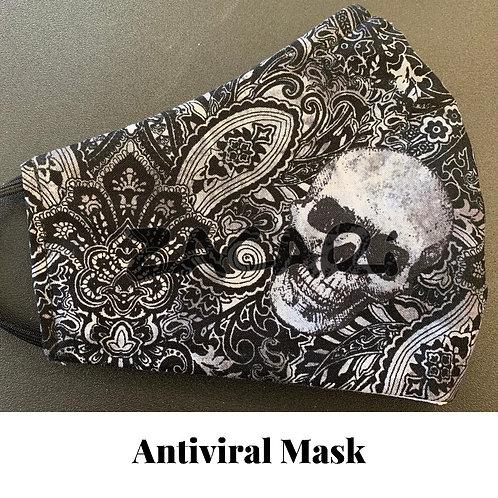 Skulls and Swirls Antiviral