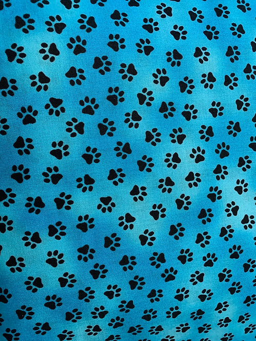 Blue Paw Prints Antiviral