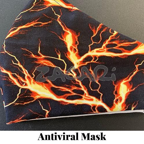 Electric Fire Antiviral