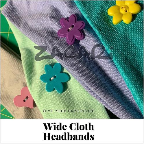 Pastel Color Headband