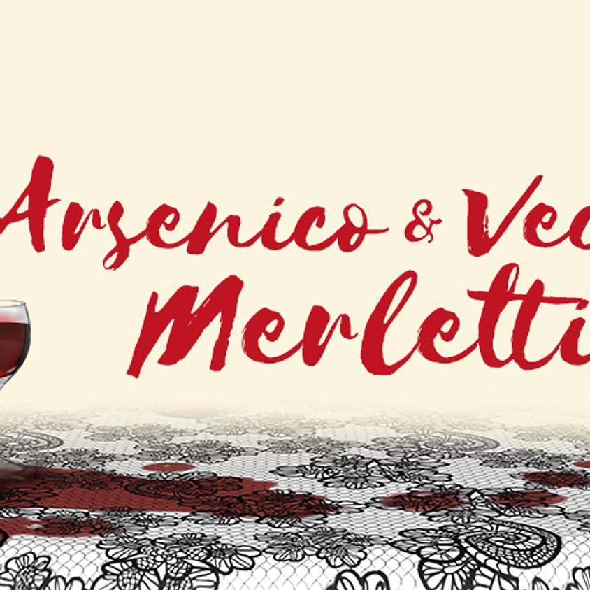 Arsenico e Vecchi Merletti - OLGIATE